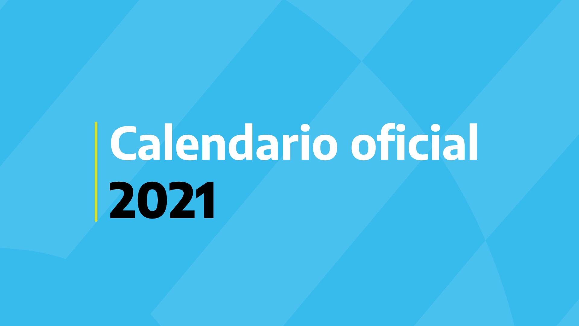 FERIADOS NACIONALES ARGENTINA 2021